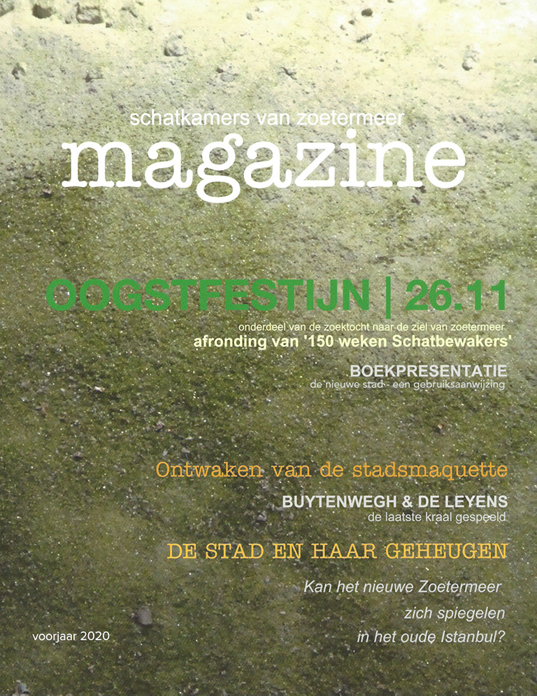 De oude stad - Istanbul - Magazine 4