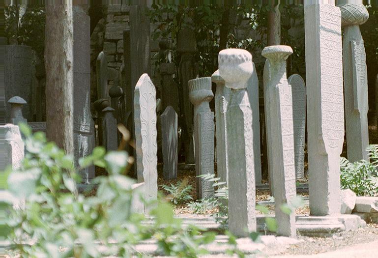 Islamitisch kerkhof