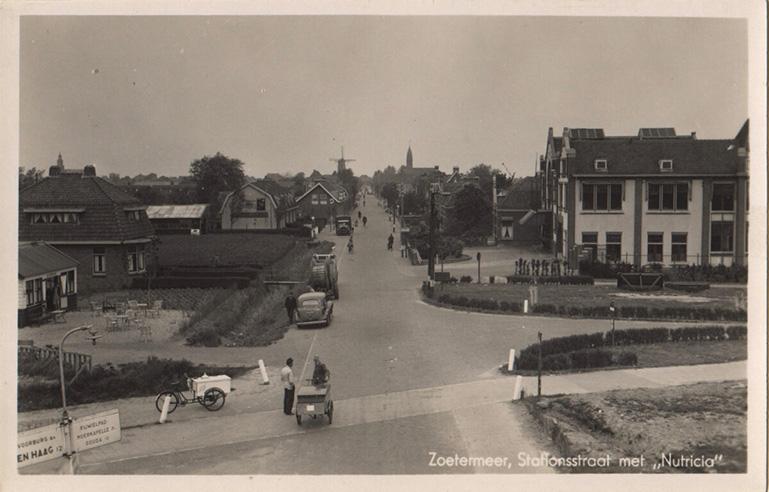 Zoetermeers blauw blog