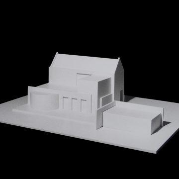 Alcuin Olthof maquette huis 1