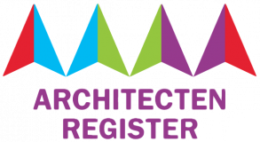 Logo Architectenregister